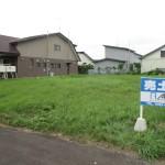 売土地(浦幌町寿町)
